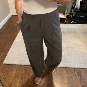 Giorgio Armani slacks-pants